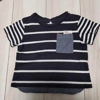 COMME CA ISM - コムサ 90 半袖Tシャツ