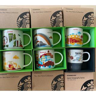 スターバックスコーヒー(Starbucks Coffee)のスタバ マグカップ(マグカップ)