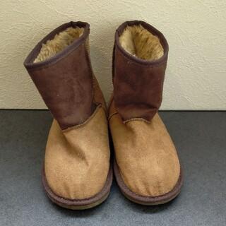 子ども ムートン風ブーツ(ブーツ)