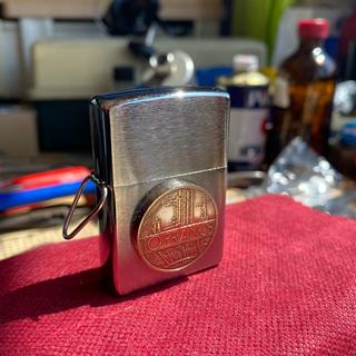 ジッポー(ZIPPO)のZIPPO oil lighter2019年製フランcoin未使用品(タバコグッズ)