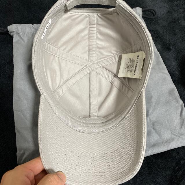 Balenciaga(バレンシアガ)のBALENCIAGA:バレンシアガ ロゴキャップ メンズの帽子(キャップ)の商品写真