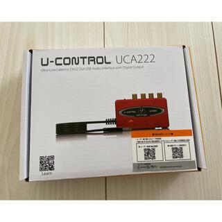UCA222 U-CONTROL (オーディオインターフェイス)