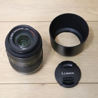 パナソニック(Panasonic)のPanasonic LUMIX G VARIO 45-200 F4.0-5.6(ミラーレス一眼)