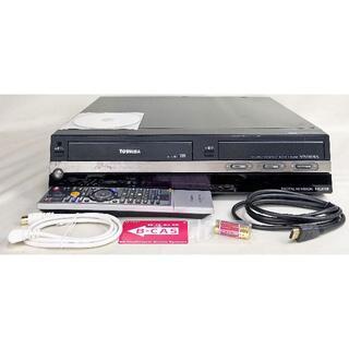 トウシバ(東芝)のTOSHIBA デジタルチューナー搭載VTR一体型レコーダー HDD300GB (DVDレコーダー)