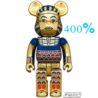 MEDICOM TOY - BE@RBRICK ANCIENT EGYPT ファラオ400%MEDICOM