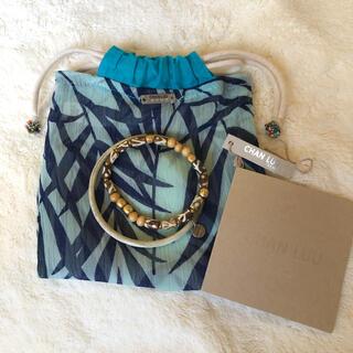 チャンルー(CHAN LUU)のチャンルー ブレスレット 2本セット 正規品袋付き(ブレスレット/バングル)
