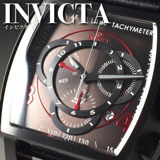 インビクタ(INVICTA)の★定価14万円★エスワンラリー/インヴィクタ/メンズ腕時計WW1336(腕時計(アナログ))