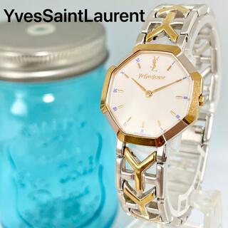 Saint Laurent - 40 イヴサンローラン時計 レディース腕時計 アンティーク 人気 ゴールド