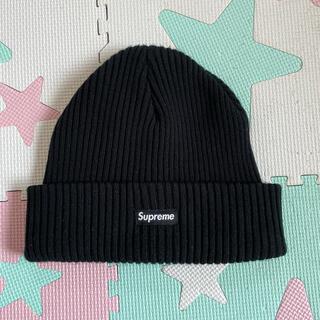 Supreme - supreme シュプリーム ビーニー ニット帽 ブラック