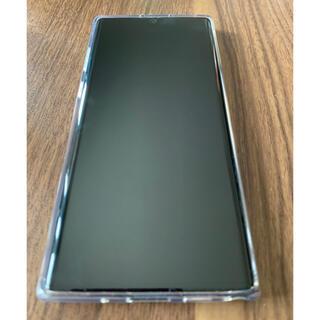 Galaxy - Galaxy Note10+ オーラブラック