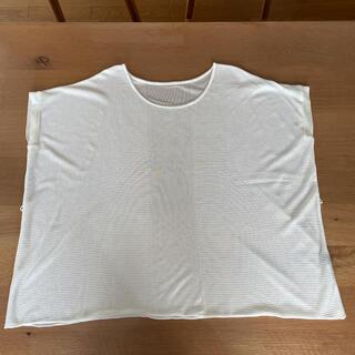 インディヴィ(INDIVI)のINDIVI トップス(カットソー(半袖/袖なし))
