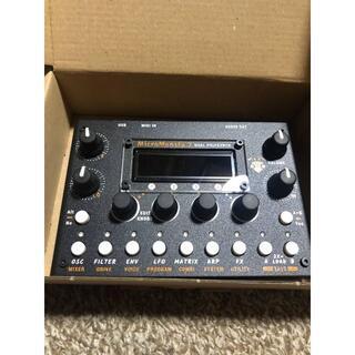 入手困難 Audiothingies Micromonsta 2 シンセサイザー(音源モジュール)