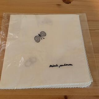 mina perhonen - ミナペルホネン ハンカチ未使用