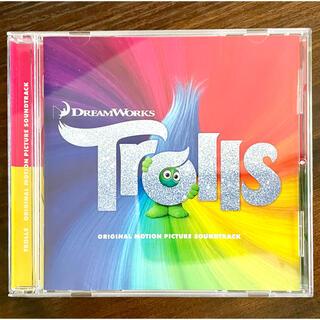 trolls トロールズ オリジナル・サウンドトラック(映画音楽)