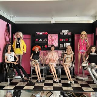 Barbie - ドールハウス