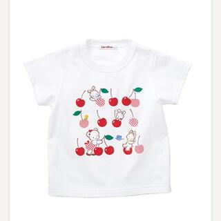 familiar - ファミリアTシャツ120