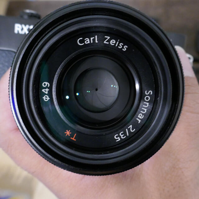 SONY(ソニー)のSONY Cyber-shot RX1 DSC-RX1 rx1 フルサイズ スマホ/家電/カメラのカメラ(コンパクトデジタルカメラ)の商品写真