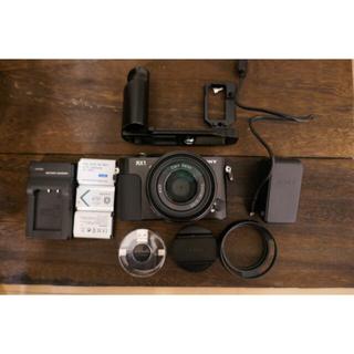 SONY - SONY Cyber-shot RX1 DSC-RX1 rx1 フルサイズ