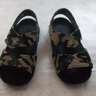 アディダス(adidas)のアディダスadidasサンダル14cm(サンダル)