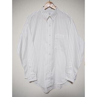 COMOLI - 20ss graphpaper Thomas Mason BDボックシャツ