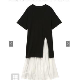 GRL - 齋藤飛鳥(乃木坂46) フロントスリットTシャツ