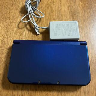 ニンテンドー3DS - Newニンテンドー3DS LL ブルー