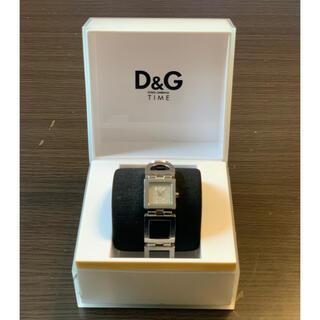 ドルチェアンドガッバーナ(DOLCE&GABBANA)のD&G TIME ケース付(腕時計)