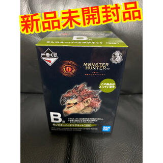 BANDAI - モンスターハンター 一番くじ                     マグネット