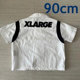XLARGE - X-LARGE エクストララージ シャツ 90cm