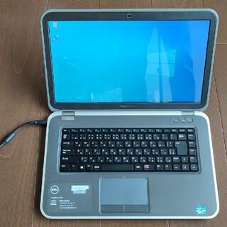 デル(DELL)のInspiron 15z Core i5 RAM8GB/HDD500GB (ノートPC)