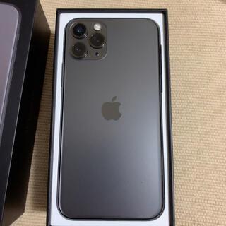 Apple - iPhone 11 Pro スペースグレイ 64 GB SIMフリー