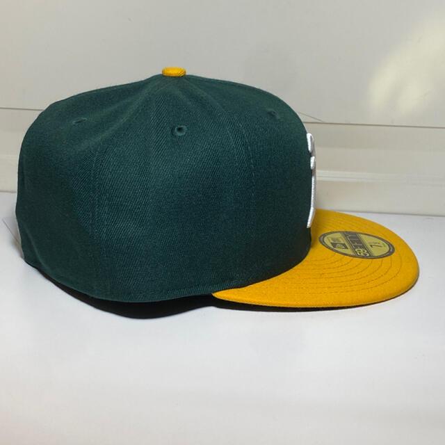 NEW ERA(ニューエラー)の新品未使用 NEW ERA/ニューエラ アスレチックス レア CAP送料無料 メンズの帽子(キャップ)の商品写真