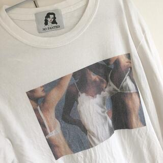 フリークスストア(FREAK'S STORE)のNO PANTIES プリントロンT(Tシャツ(長袖/七分))