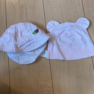 コンビミニ(Combi mini)の帽子セット(帽子)
