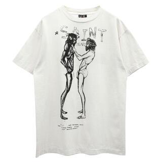 レディメイド(LADY MADE)のSAINT M×××××× DENIM TEARS Tシャツ SM45 S/S(シャツ)