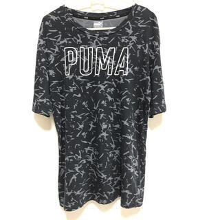 プーマ(PUMA)のPUMA  半袖 クルーネック Tシャツ L(Tシャツ/カットソー(半袖/袖なし))