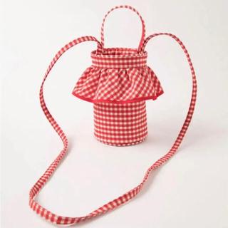 LUDLOW - 美品セツコサジテール赤ギンガムマイクロシティ