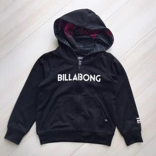 ビラボン(billabong)の90㎝ BILLABONG ビラボン 水着 ラッシュガード 黒(水着)