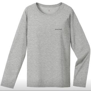 モンベル(mont bell)のWIC.ロングスリーブT Women's(Tシャツ(長袖/七分))