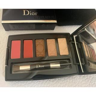 クリスチャンディオール(Christian Dior)のDior ミニ メイクアップパレット(コフレ/メイクアップセット)