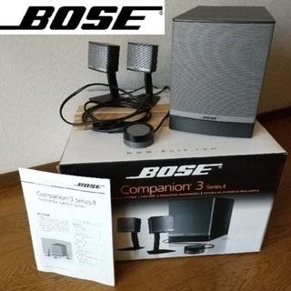 BOSE - BOSE Companion3 seriesⅡ