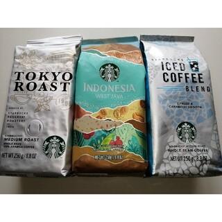 スターバックスコーヒー(Starbucks Coffee)のスターバックスコーヒー豆 スタバ珈琲まとめ売り(コーヒー)