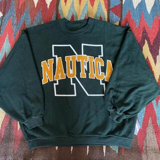 ノーティカ(NAUTICA)のNAUTICA ノーティカ リバーシブルスウェット フリークスストア(スウェット)