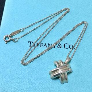 Tiffany & Co. - ティファニー シグネチャー ネックレス