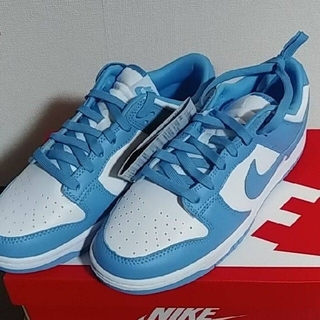 NIKE - NIKE DUNK LOW UNIVERSITY BLUE