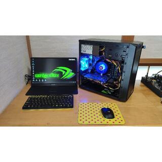 ゲーミングPC Athlon X4 760K /SSD240GB /GTX660