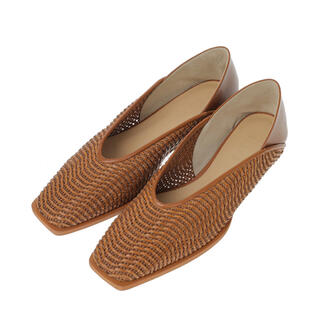 STUDIOUS - CLANE クラネ 2WAY MESH FLAT SHOES 靴 サンダル