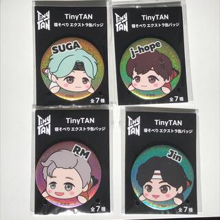 防弾少年団(BTS) - TinyTAN 缶バッチ セット