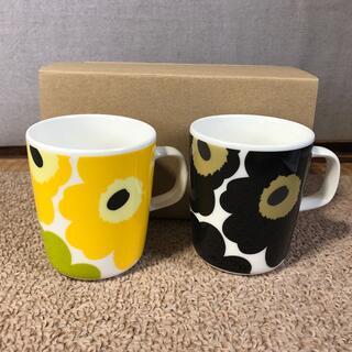 marimekko - ペアマグカップ  マリメッコ