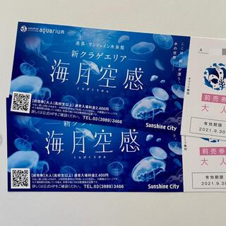 サンシャイン水族館 入場チケット(水族館)
